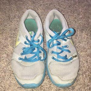 Worn Nike Shoes